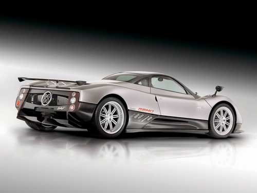 pagani zonda f fiche technique prix performances. Black Bedroom Furniture Sets. Home Design Ideas