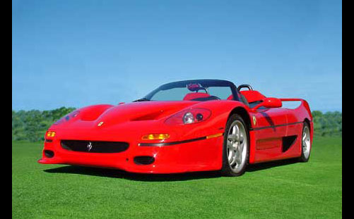 ferrari f50. Black Bedroom Furniture Sets. Home Design Ideas