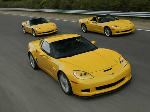 corvette c6 z06 fiche technique prix performances. Black Bedroom Furniture Sets. Home Design Ideas