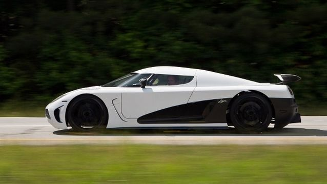 Les Super Voitures Du Film Need For Speed