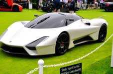 Shelby Super Cars (SSC) Tuatara