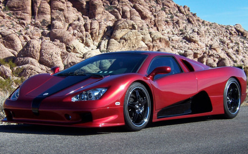 SHELBY SSC ULTIMATE AERO II