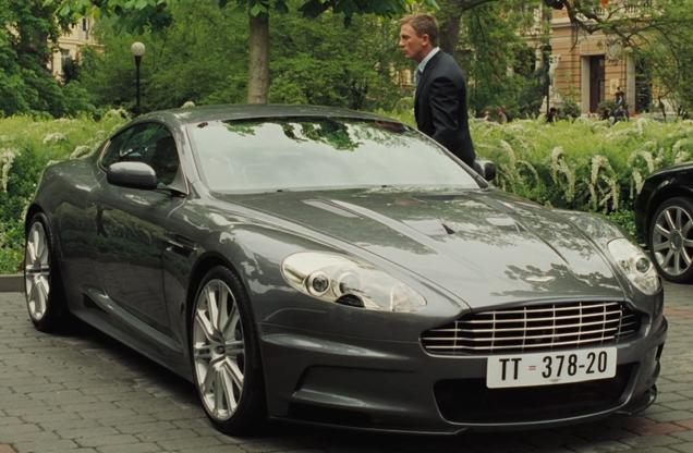 Aston Martin Dbs V Casino Royal