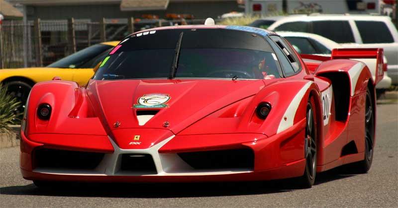 ... Fiche technique - Prix - Ferrari FXX Vidéos de Ferrari FXX
