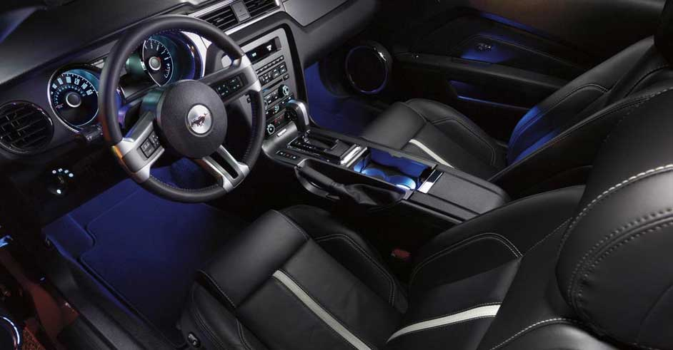 ford mustang vi gt 2015 fiche technique prix performances. Black Bedroom Furniture Sets. Home Design Ideas