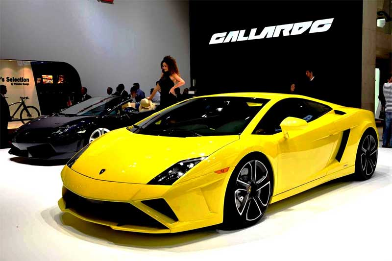 lamborghini gallardo fiche technique prix performances