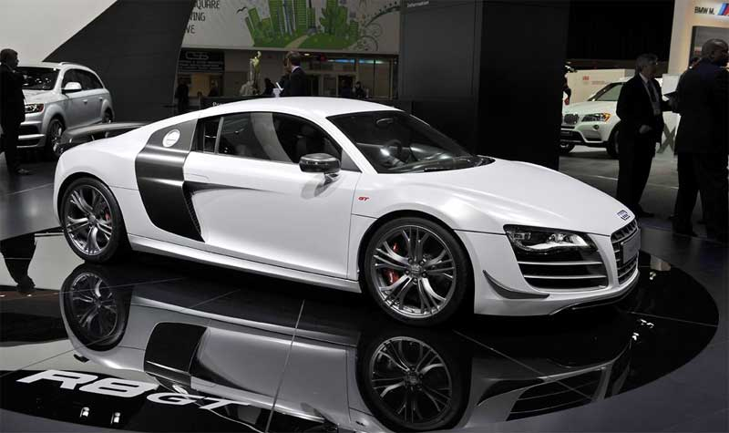 audi r8 gt fiche technique prix performances. Black Bedroom Furniture Sets. Home Design Ideas